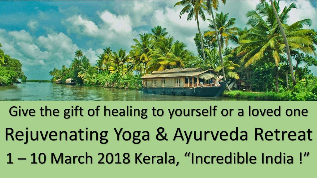 Kerala Ayurveda Yoga Retreat